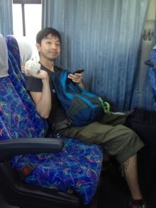 バスの帰り